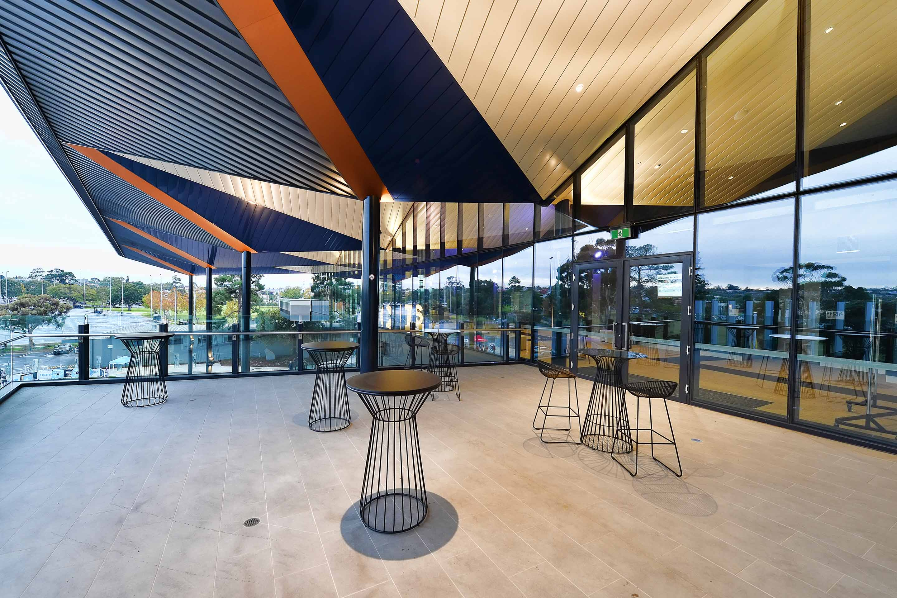 Simonds Stadium - Stanmor Ceramics